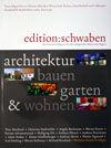 edition : schwaben 05/2007 Sonderheft Architektur
