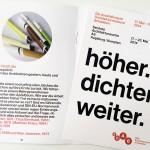 Architekturwoche A6, Gespräche unterm Apfelbaum - 21. Mai 2014
