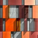 Fassadenstudie Verwaltungsgebäude, Augsburg