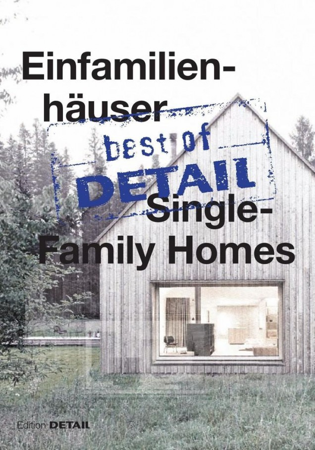 best of DETAIL Einfamilienhäuser