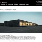 Jurytätigkeit beim ROMA-Architekturpreis 2015