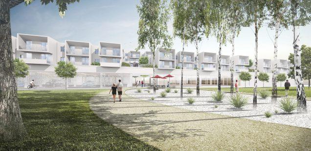 Neubau Wohn- und Geschäftshaus Ulmer Strasse