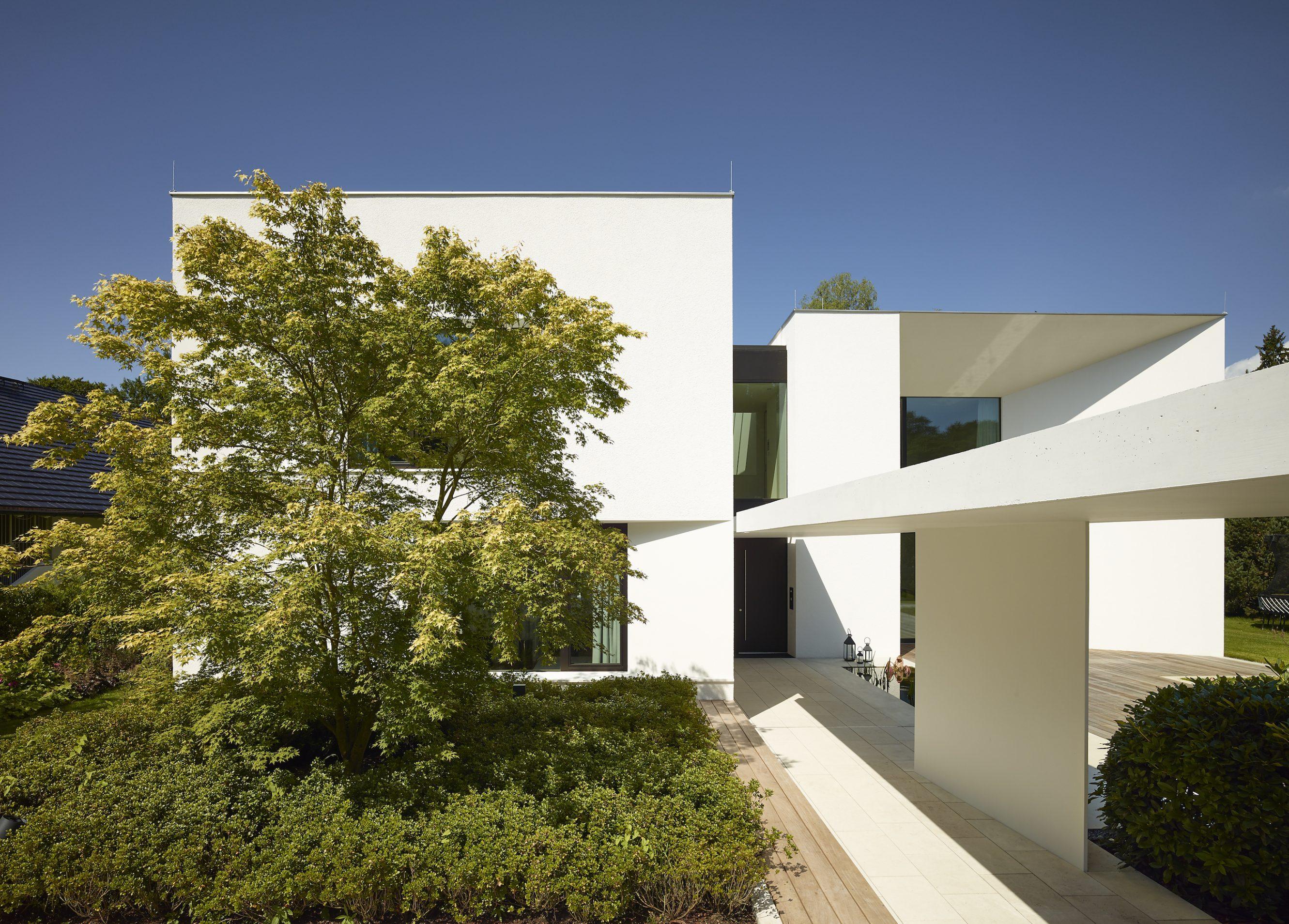 haus am see titus bernhard architekten. Black Bedroom Furniture Sets. Home Design Ideas