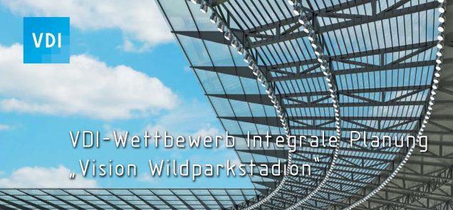Vorsitzender der Jury beim Wettbewerb Wildpark Stadion Karlsruhe (VDI)