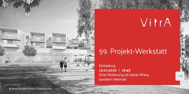 Vortrag im Rahmen der 59. VitrA Projekt-Werkstatt