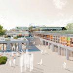 Wettbewerb Sheridan Campus 1 – Neubau eines zukunftsweisenden Bürokomplexes, Augsburg