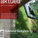 Architektur aktuell 3/2012 384:splendid isolation, Haus M