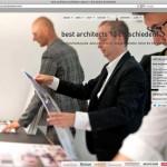 """""""best architects 13"""" Award vergeben"""