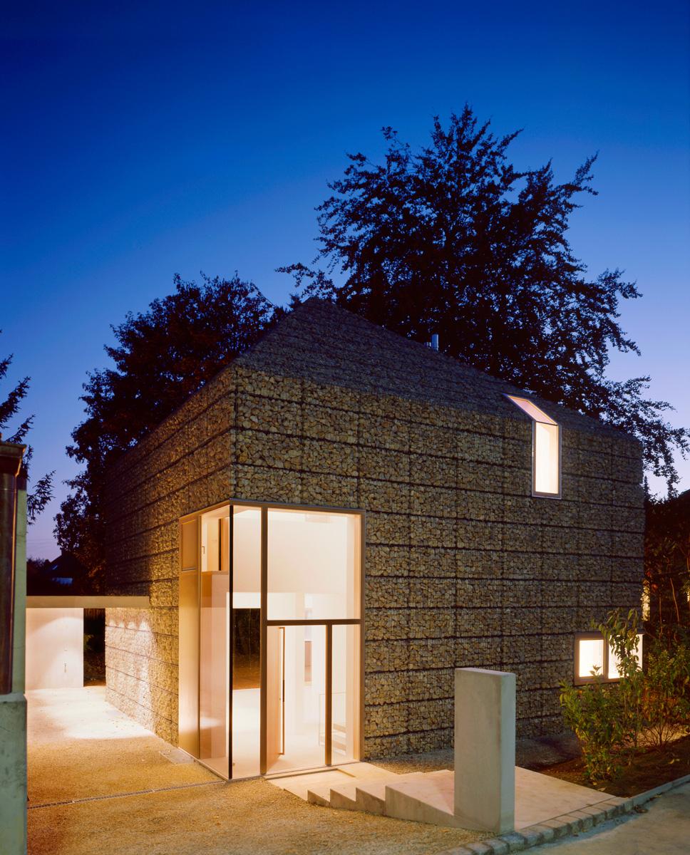Haus 9 9 Augsburg Titus Bernhard Architekten