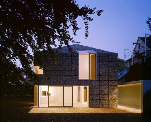 Haus 9x9, Augsburg