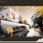 Wettbewerb Haus P - Wohnen am Turmberg